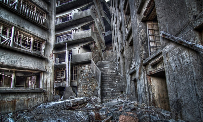 11 verlassene Orte, die verwunschen aussehen.
