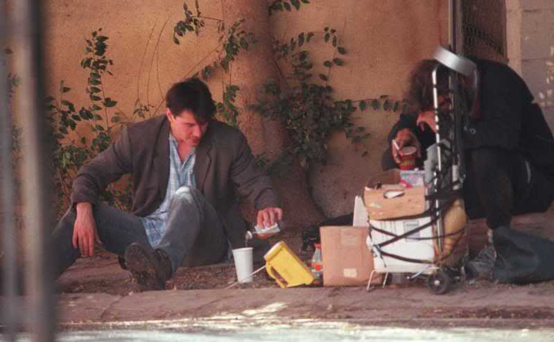 Keanu Reeves - so leidet er im Leben.