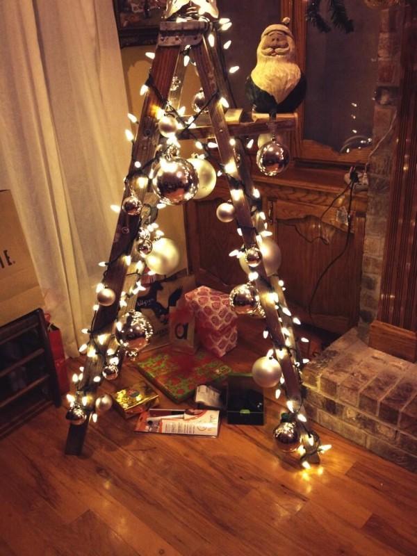 keine lust nadeln wegzusaugen diese 17 weihnachtsb ume sind anders und genial. Black Bedroom Furniture Sets. Home Design Ideas
