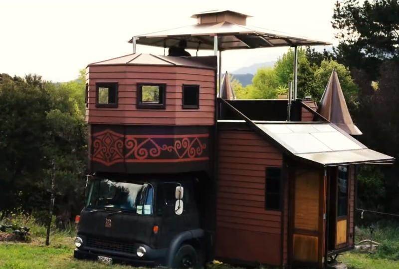 wohnwagen innen umgebaut