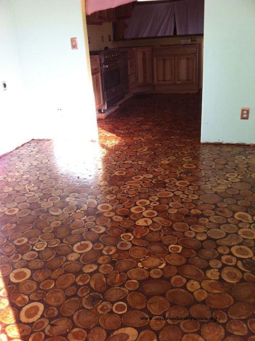 Alternative zum Parkett: So verlegst du deinen eigenen Holzfußboden.