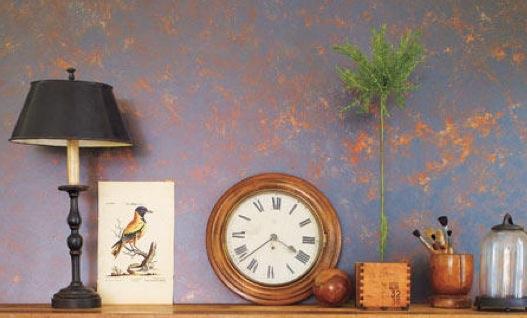 eigenwillige methoden seine w nde individuell zu streichen. Black Bedroom Furniture Sets. Home Design Ideas