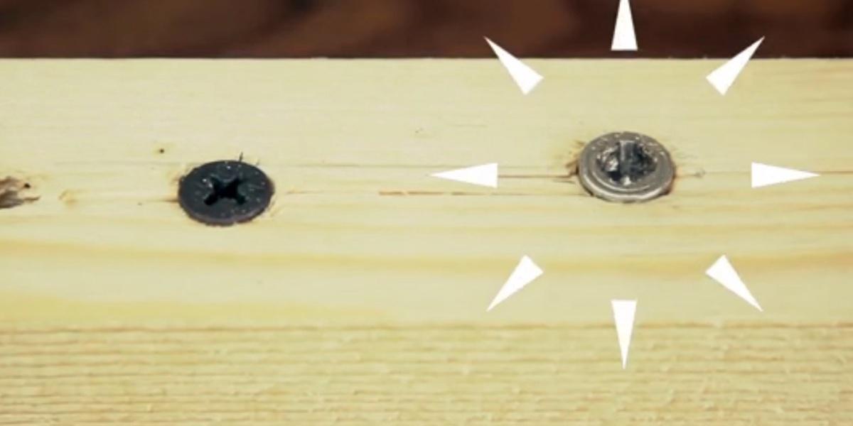 du willst die kaputte schraube rausdrehen ein brillanter mini trick hilft sicher. Black Bedroom Furniture Sets. Home Design Ideas