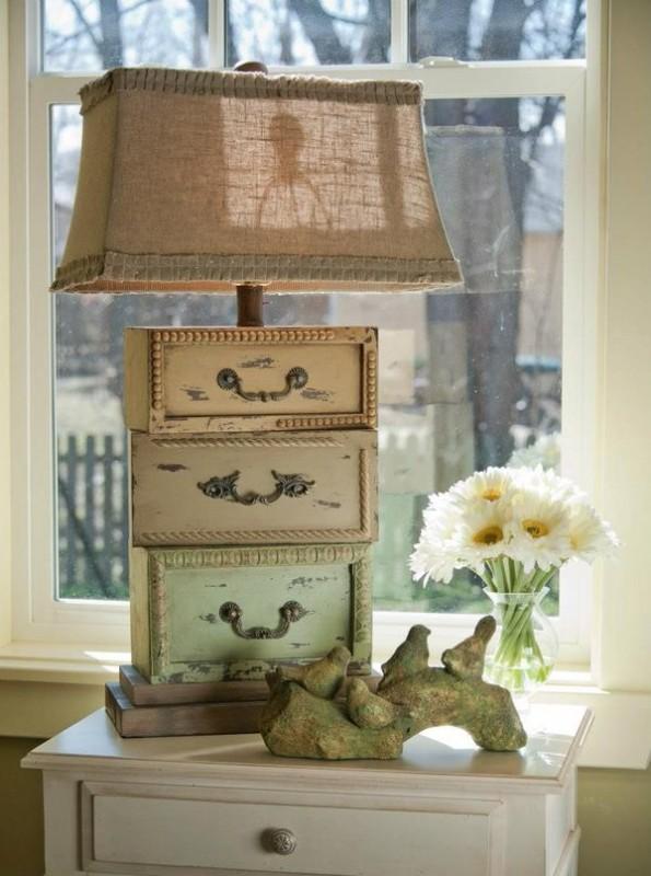 geniale ideen zur wiederverwertung alter schubladen. Black Bedroom Furniture Sets. Home Design Ideas