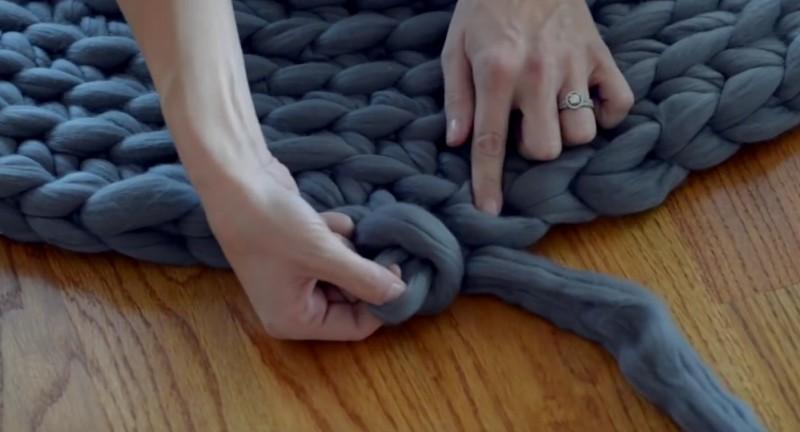 ovalen teppich häkeln anleitung