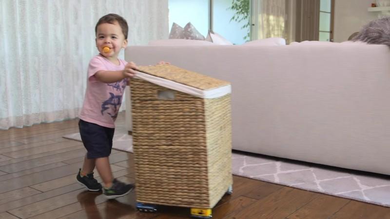8 einfache w sche tricks. Black Bedroom Furniture Sets. Home Design Ideas
