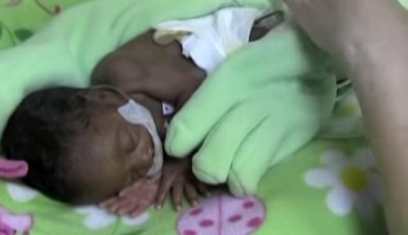 Mütterliche Erfindung revolutioniert Baby-Pflege.