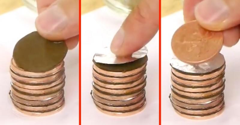 Как можно сделать монетки 194