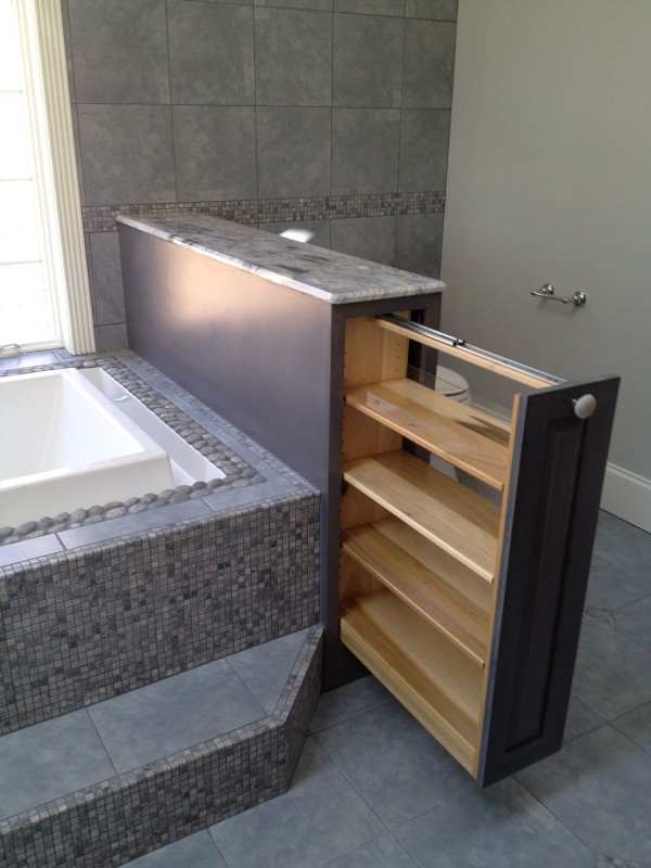12 platzspar ideen f rs bad. Black Bedroom Furniture Sets. Home Design Ideas
