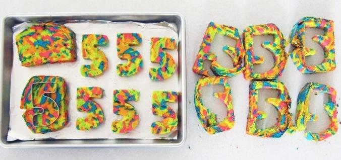 Ein Einfacher Regenbogenkuchen Fur Den Nachsten Geburtstag