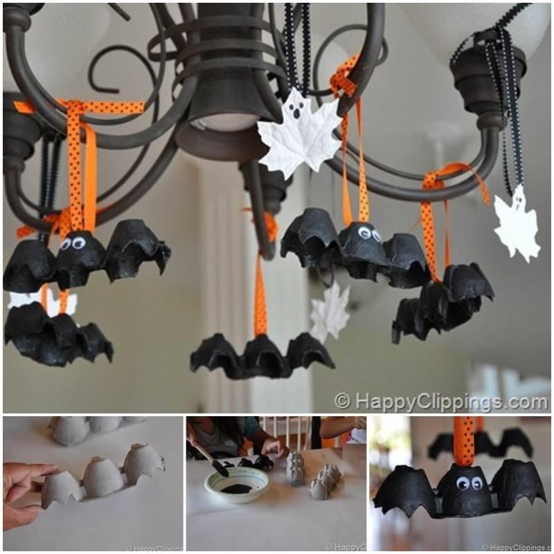 Halloween Steht Vor Der Tur Mit Diesen 12 Genialen Deko Tricks Holst Du Es Ins Haus