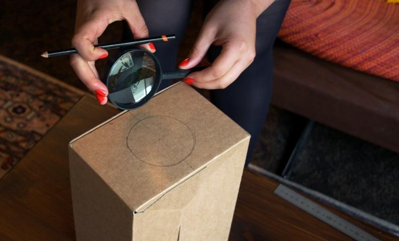 Upcycling Mit Diesem Tricks Kannst Du Mit Einem Karton Und Deinem