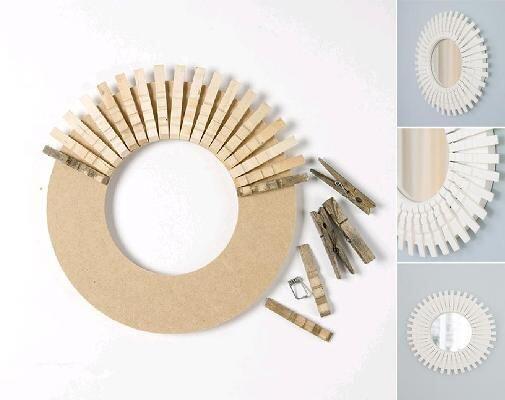 Mit Diesen Einfachen Bastelideen Verwandelst Du Wäscheklammern In