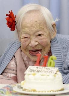 Ältester mensch auf der welt