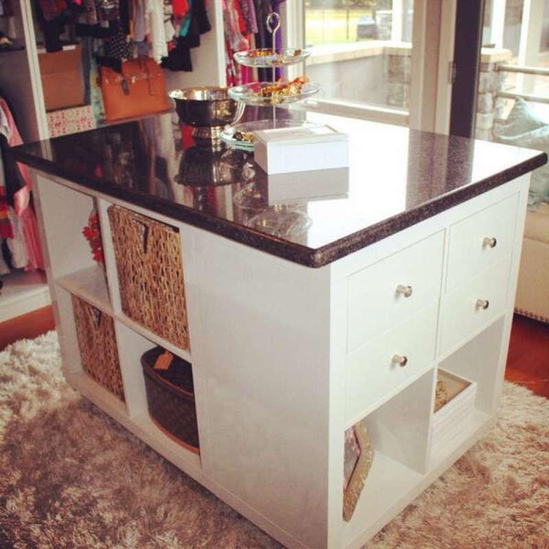 Diy Folding Kitchen Island