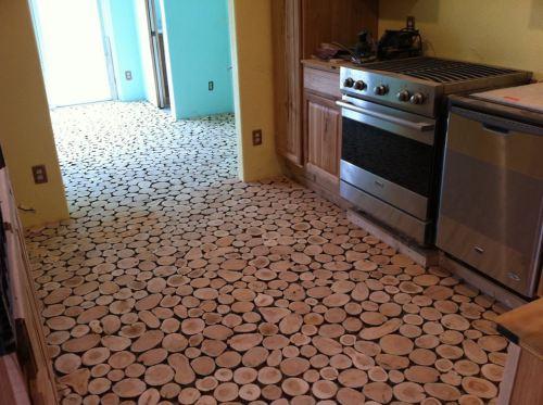 Fußboden Aus Holzklötzen ~ Alternative zum parkett so verlegst du deinen eigenen holzfußboden