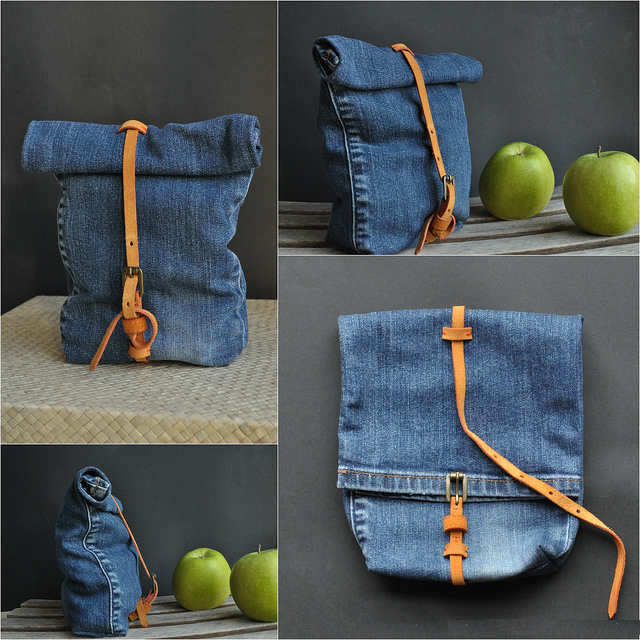 Jeans Upcycling Ein Stoff 50 Möglichkeiten