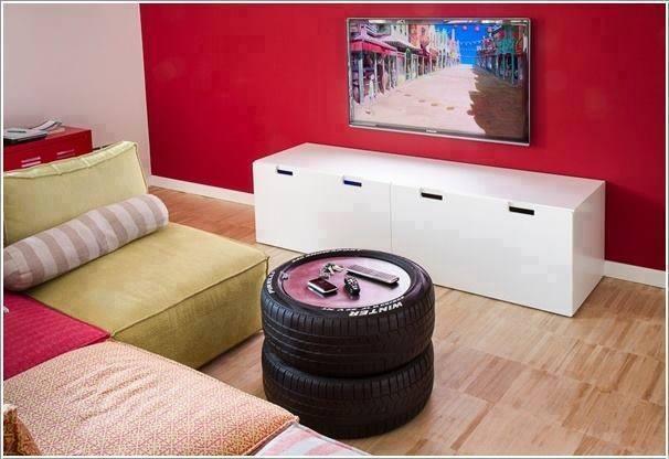 Klettergerüst Reifen : 25 ideen für alte autoreifen.