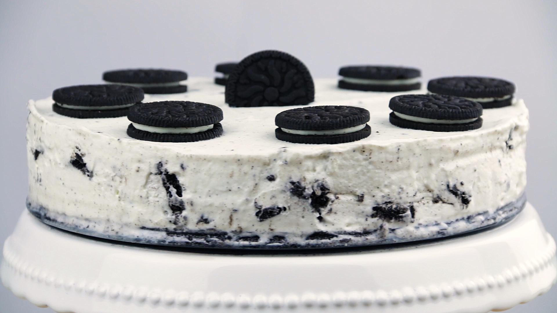 Oreo Kuchen Ist Das Perfekte Kasekuchen Rezept Ohne Backen
