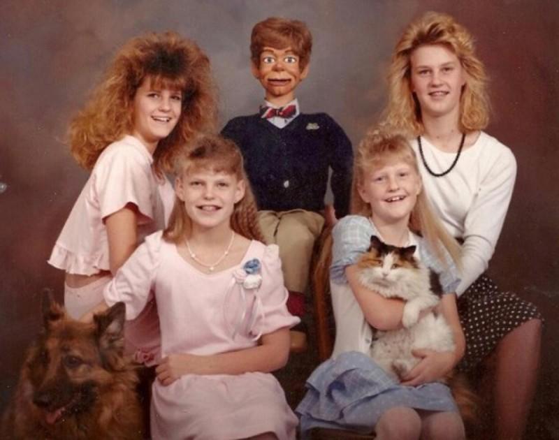 Lustige Familienfotos Ideen.22 Peinliche Familienfotos Zum Fremdschämen