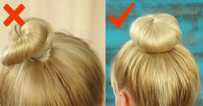 Frisuren anleitung dutt