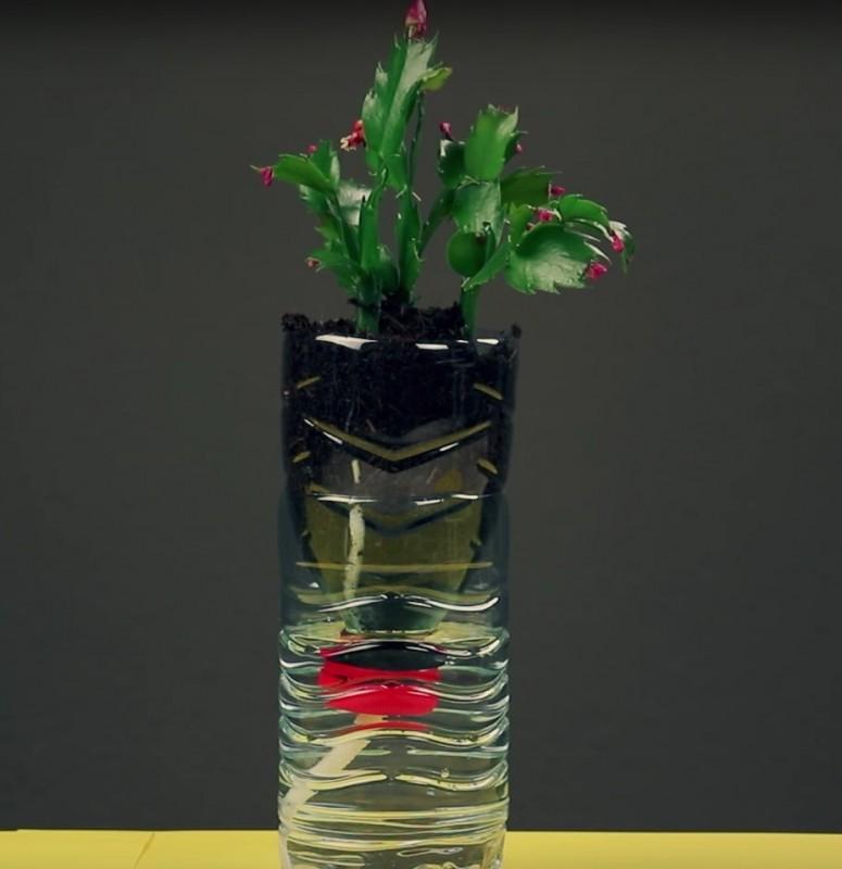 5 upcycling ideen mit pet flaschen. Black Bedroom Furniture Sets. Home Design Ideas
