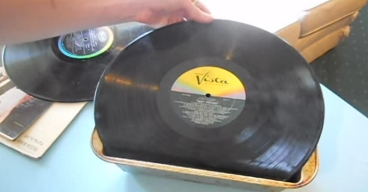 14 Ideen Richtig Coole Sachen Aus Alten Schallplatten Zu
