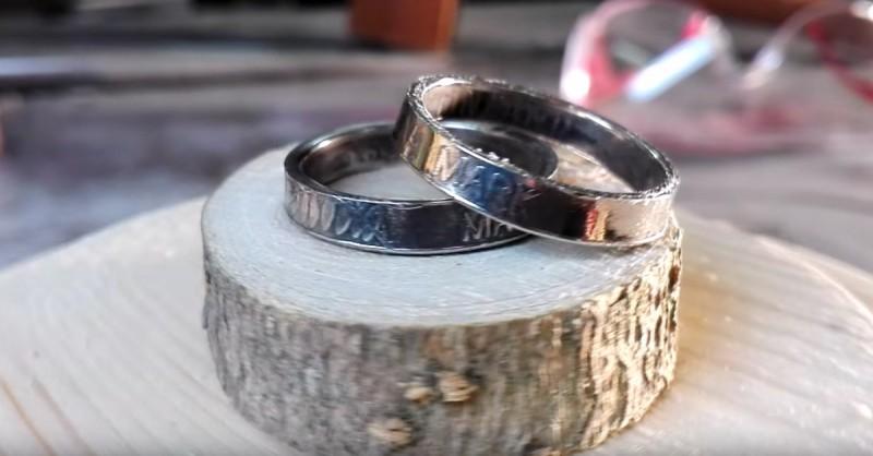 So Schmiedest Du Eine Münze Zu Einem Ring Um