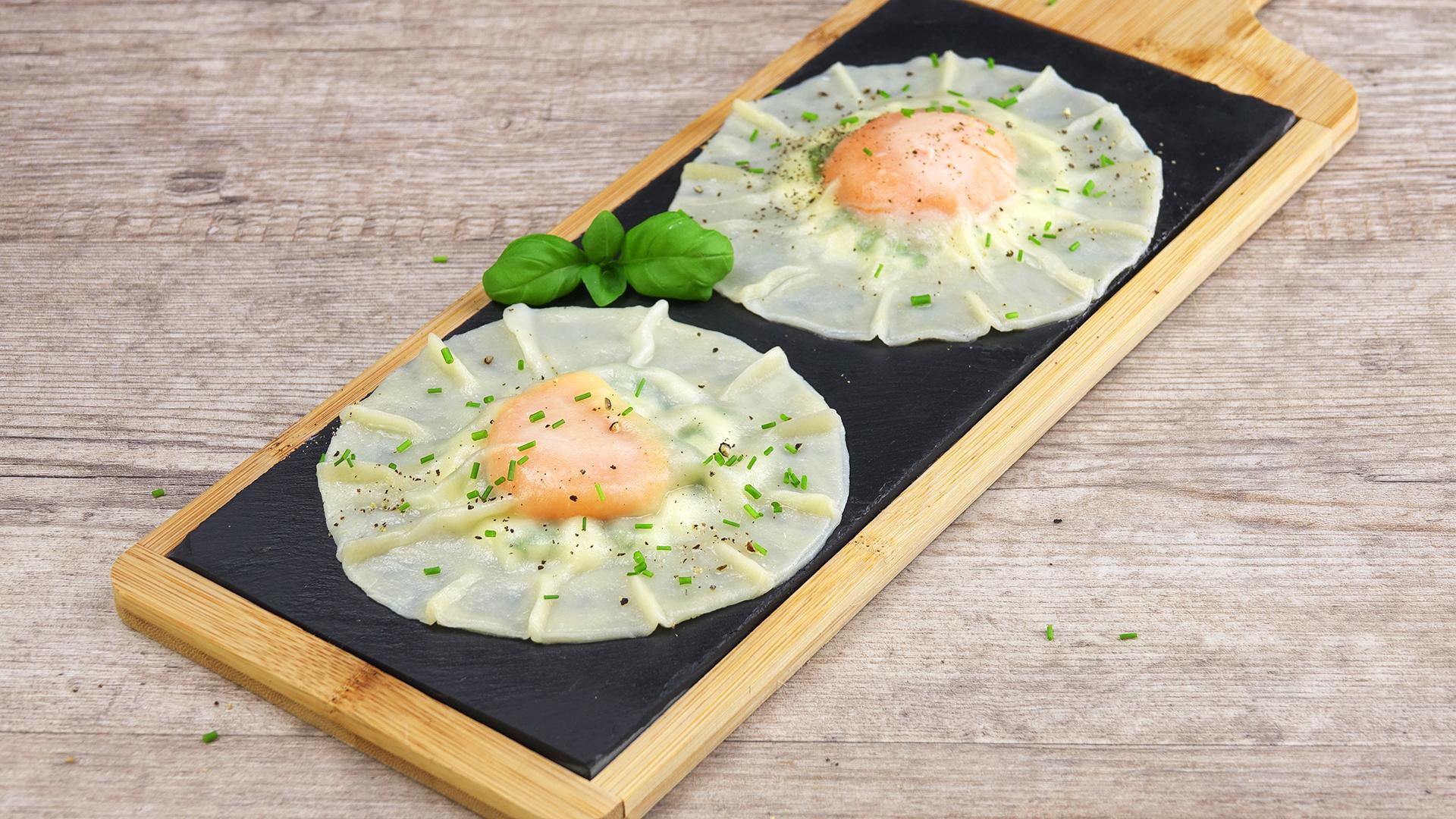 ravioli selber machen leckeres vegetarisches rezept. Black Bedroom Furniture Sets. Home Design Ideas