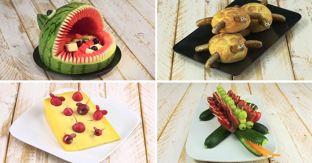 4 rezepte f r gesunde party snacks zum kindergeburtstag. Black Bedroom Furniture Sets. Home Design Ideas