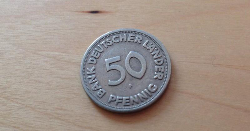 So Viel Können Deine Alten D Mark Münzen Heute Wert Sein