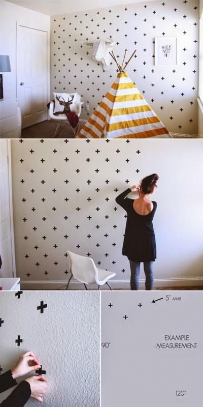 18 Ideen Fur Die Wandgestaltung