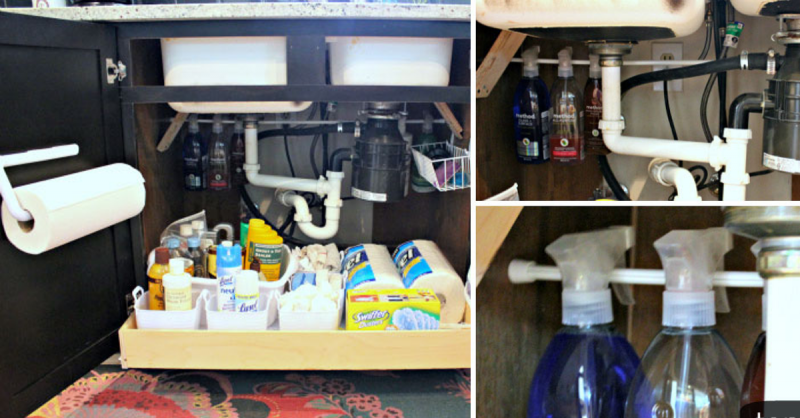20 Life Hacks Um In Der Küche Für Ordnung Zu Sorgen Und Platz Zu