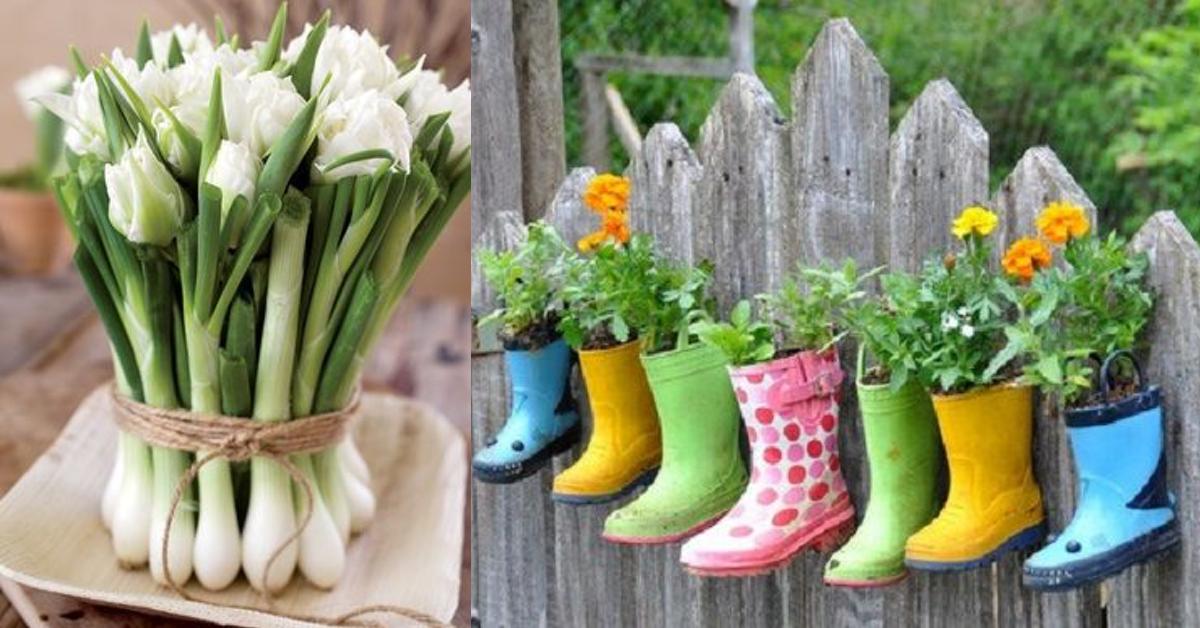 20 Deko Ideen Für Den Frühling