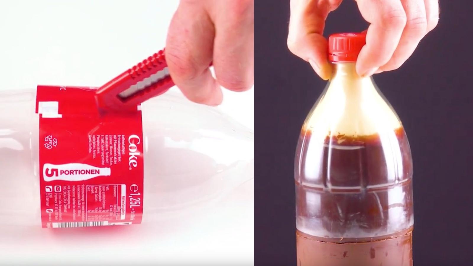 Das Krasseste Was Du Aus Cola Machen Und Essen Kannst