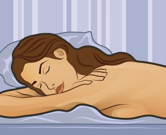 sollte man nackt schlafen