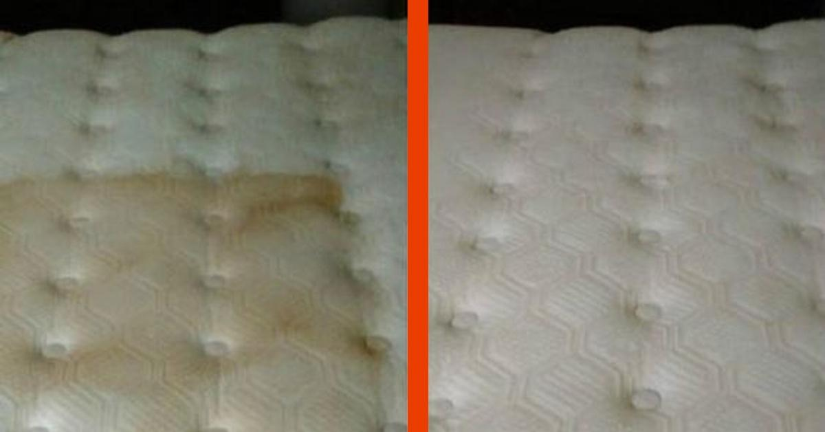 Matratze reinigen leicht gemacht - adé, Hausstaubmilben.