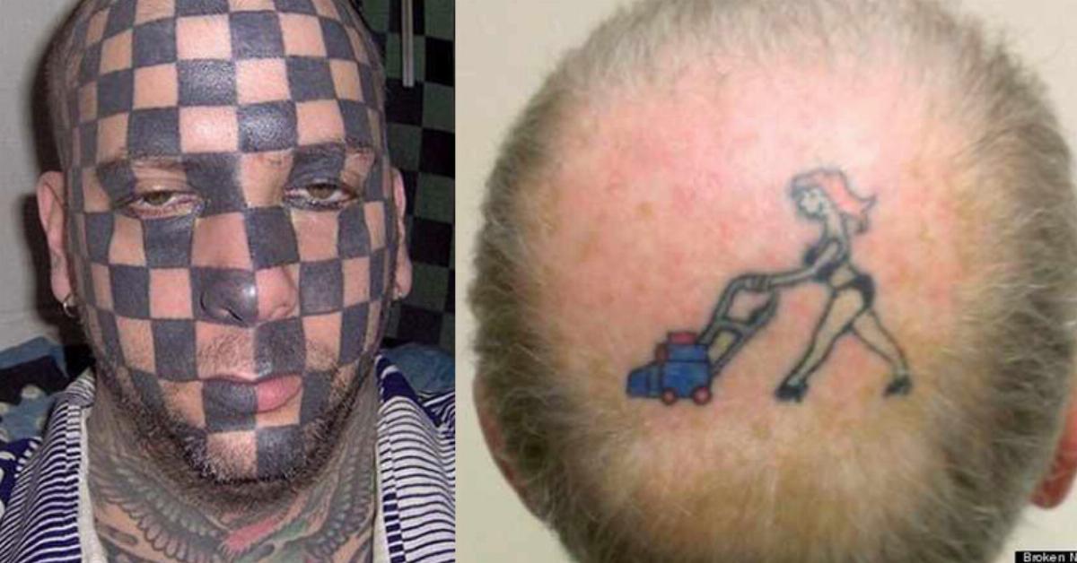 fisch tattoo intim