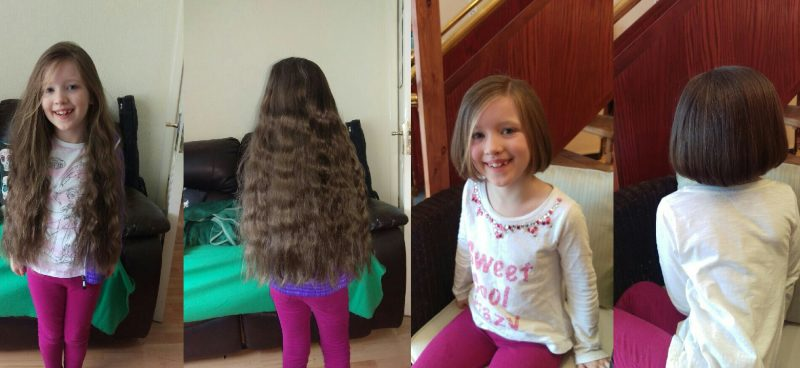 Haare Spenden Krebskranke Kinder