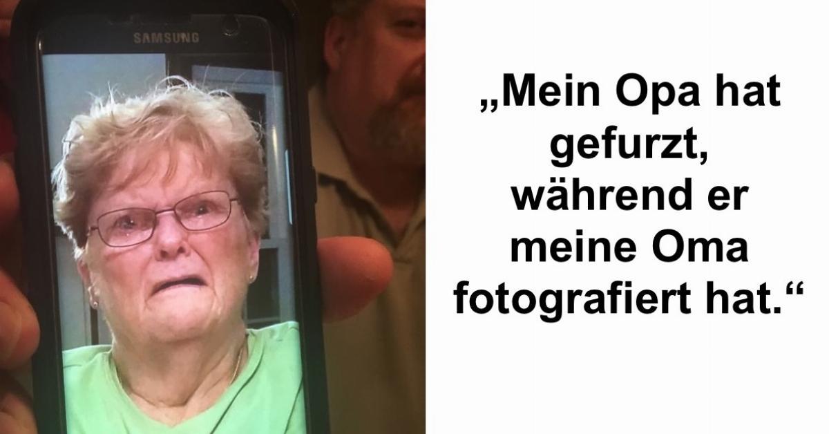 Ein Oma Hat Lust Bekommen