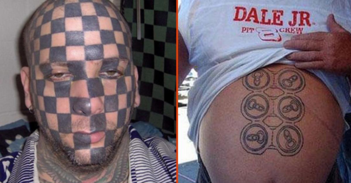 Tattoes intim 20 Extreme